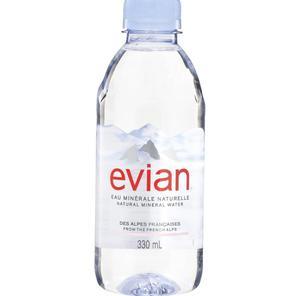 Drivu Evian Still Water 330ml