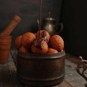 Drivu Luqaimat Nutella