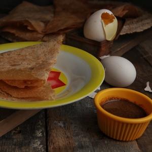 Drivu Cheese Egg Mushawa Rigag