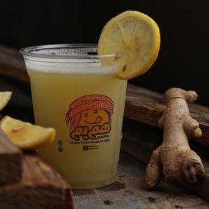 Drivu Ginger Lemon