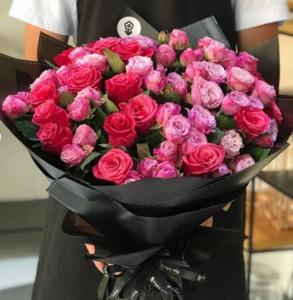 Drivu Mix Pink Bouquet