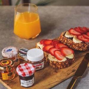 Drivu Healthy Breakfast