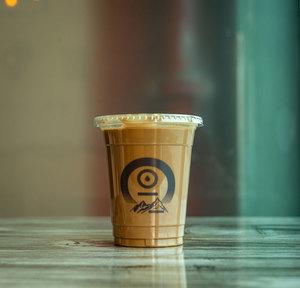 Drivu Iced Brownie Latte