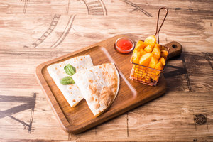 Drivu Toasty Quesadilla