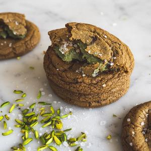 Drivu Pistachio Sea Salt Cookie (1 piece)