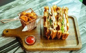 Drivu Zanzibar Waffle