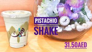 Drivu Pistachio Shake
