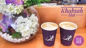 Drivu Hot Khabsah Latte