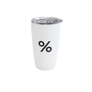 Drivu % 8oz Tumbler