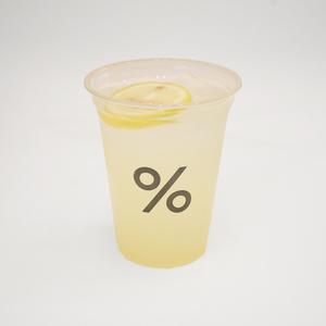 Drivu Sparkling % lemonade