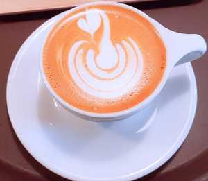 Drivu Red Latte