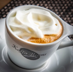 Drivu Espresso Con Panna