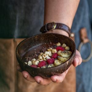 Drivu Chocolate Protein Bowl