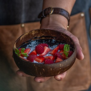 Drivu Black Beauty Bowl