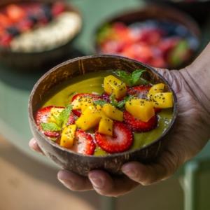 Drivu Matcha Mango Bowl