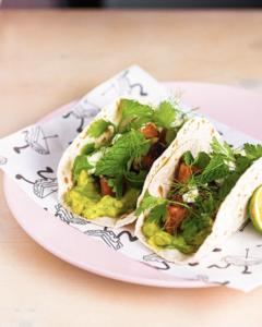 Drivu Veggie Tacos
