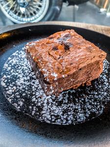 Drivu Sea Salt Nutella Brownie