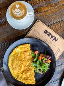 Drivu Plain Omelette