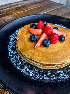 Drivu Buttermilk Pancakes