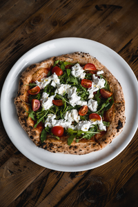 Drivu Pizza Burrata