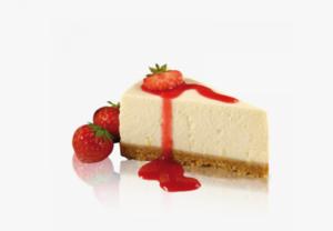 Drivu Strawberry Cheesecake