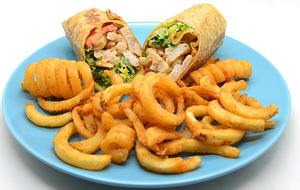Drivu Shrimp Sandwich