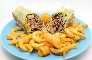 Drivu Beef Wrap