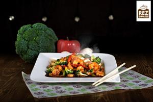 Drivu Vegetable Stir Fry