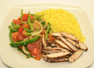 Drivu Rice Meal with Chicken