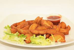 Drivu Potato Wedges