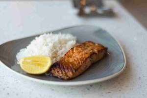 Drivu 180g Norwegian Salmon (teriyaki)