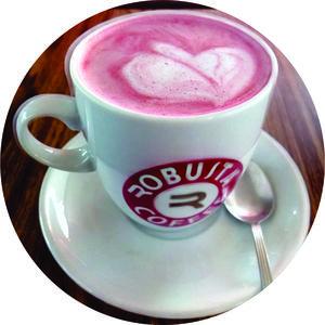 Drivu Red Velvet Latte M