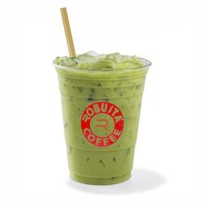 Drivu Iced Matcha Green Latte M