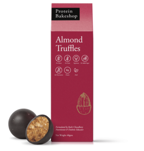 Drivu Almond Truffles