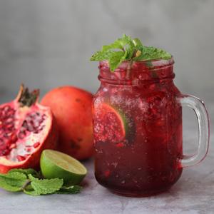 Drivu Pomegranate Mojito