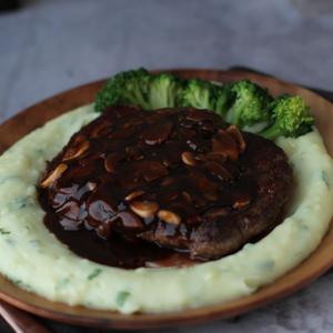 Drivu Fancy Grill Steak