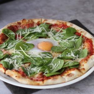 Drivu Florentine Pizza