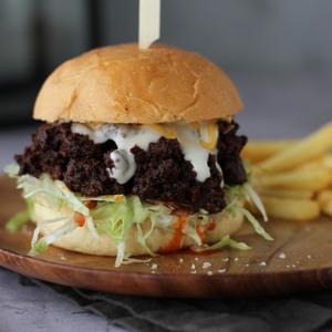 Drivu Glaze Beef Burger