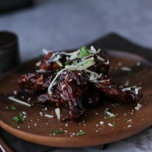 Drivu Glazed BBQ Chicken