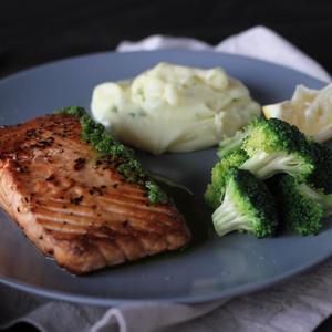 Drivu Grilled Salmon