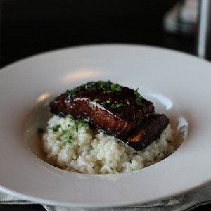 Drivu Balsamic Glazed Salmon