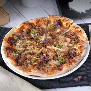 Drivu Pizza Carne