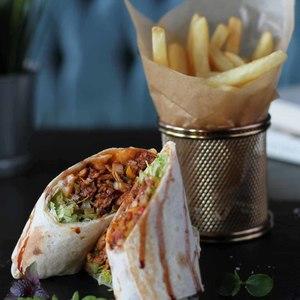 Drivu Chicken Wrap