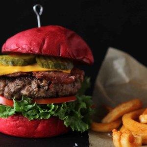 Drivu Halloween Burger