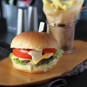 Drivu Carne Burger
