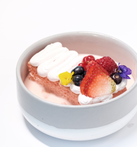 Drivu Rose & Berries Milk Cake