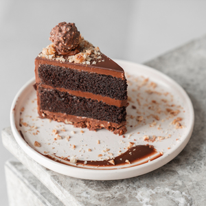 Drivu Crunchy Nutella Cake