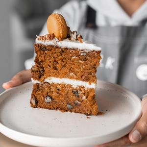 Drivu Famous Carrot Cake