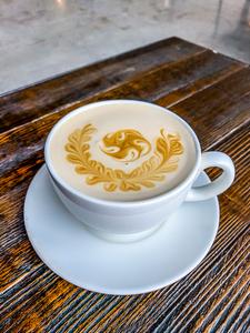 Drivu Vanilla (Signature Coffee)