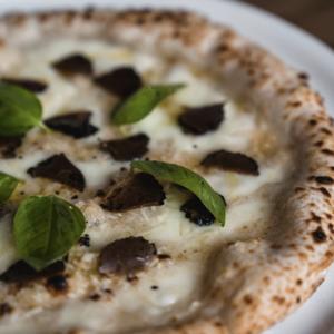 Drivu Pizza Di Truffle